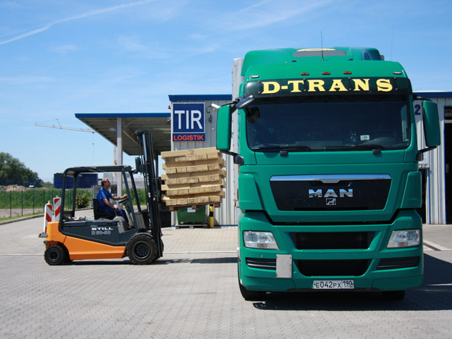 TIR - Logistik | ABOUT US | Photo gallery